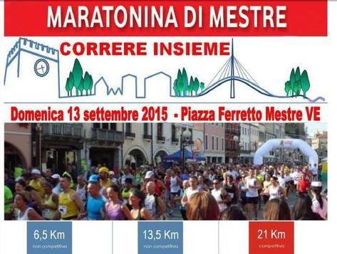 Maratonina di Mestre