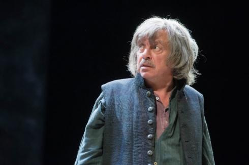 Paolo Rossi in Molière - immagini di scena