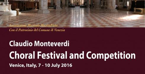 Monteverdi choral competition