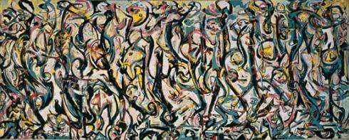 Mural - Jackson Pollock
