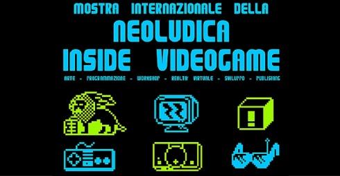 Locandina Neoludica Inside Videogame