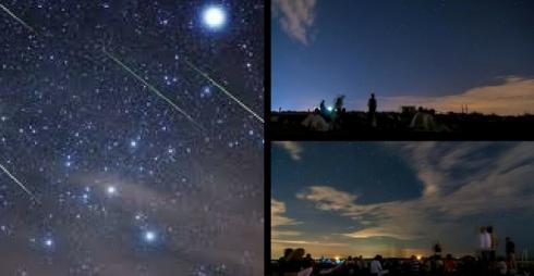 Notte delle stelle 2016 - immagini di archivio