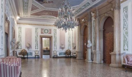 Foto di Andrea Avezz� Museo, Portego