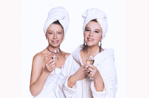 Amanda e Stefania Sandrelli