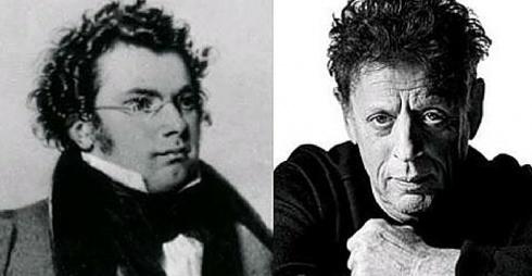A musical conversation: Franz Schubert and Philip Glass