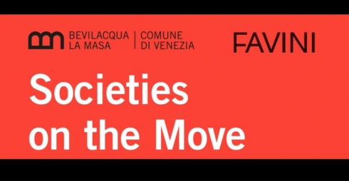 Societies on the move locandina