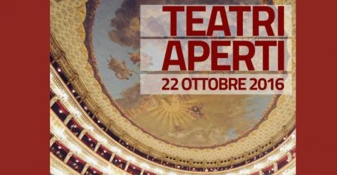 Teatri Aperti - Locandina