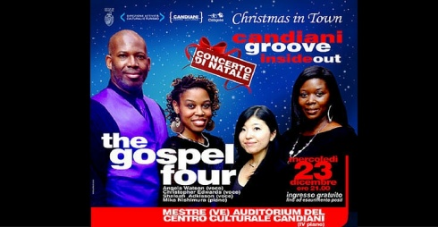 The Gospel Four
