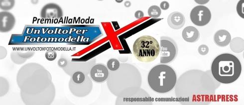 Un volto per fotomodella - banner facebook