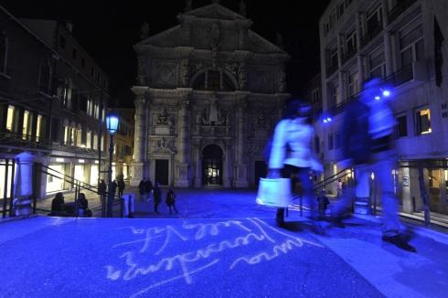 Rotelli San Moisè Natale 2015 Venezia