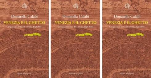 """Presentazione del libro """"Venezia e il ghetto"""""""