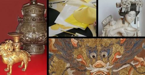 Visite guidate gratuite al Museo d'Arte Orientale – giugno 2016