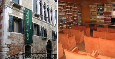 Biblioteca Casa Goldoni