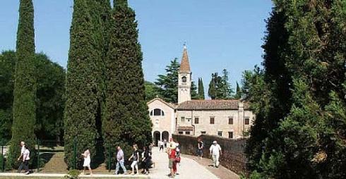 S. Francesco del Deserto Church