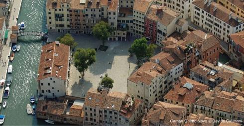 Ghetto di Venezia @DavideCalimani