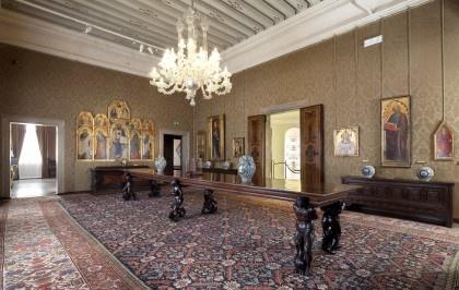 interno di Palazzo Cini