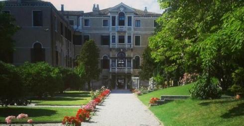 Giardino Interno di Palazzo Zenobio