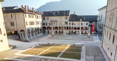 Piazza Maggiore Feltre