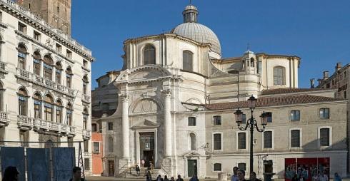 Saints Geremia and Lucia Church