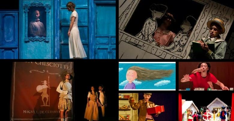 Domenica a teatro - immagini di repertorio