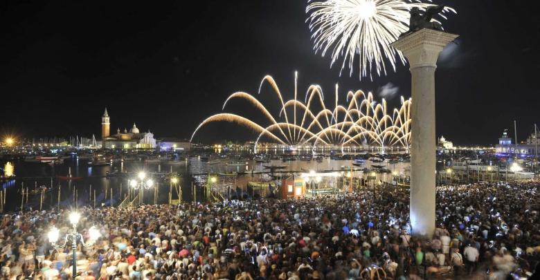 Redentore fireworks