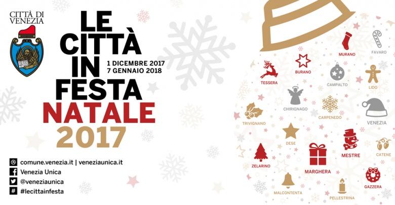 Le Città in Festa Natale 2017