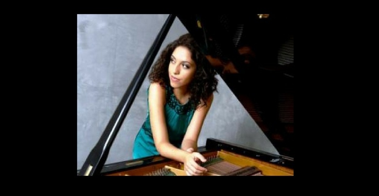 Beatrice Rana, photo credit Marie Staggat