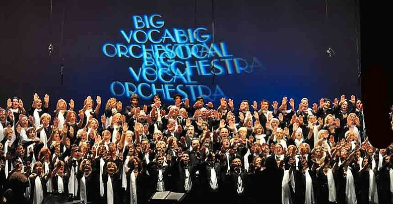 Big Vocal Orchestra