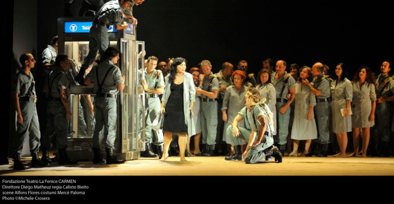 Carmen Teatro La Fenice