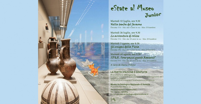 Estate al museo Junior