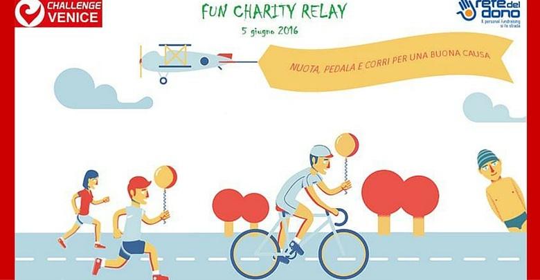 Fun Charity Relay