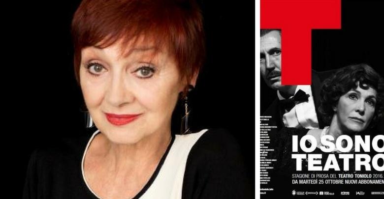 Milena Vukotic - Io Sono Teatro 2016/17