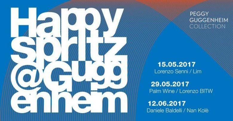 Peggy Guggenheim Collection - Happy Spritz 2017