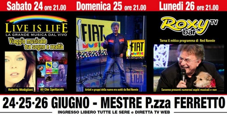 Roxie Bar Red Ronnie Mestre