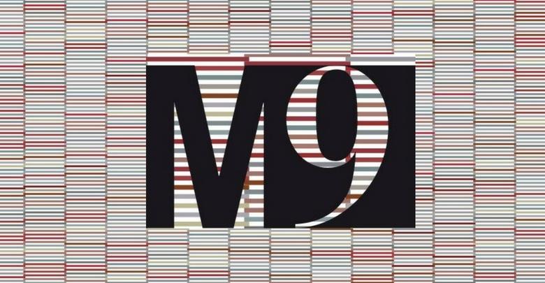 M9 - logo